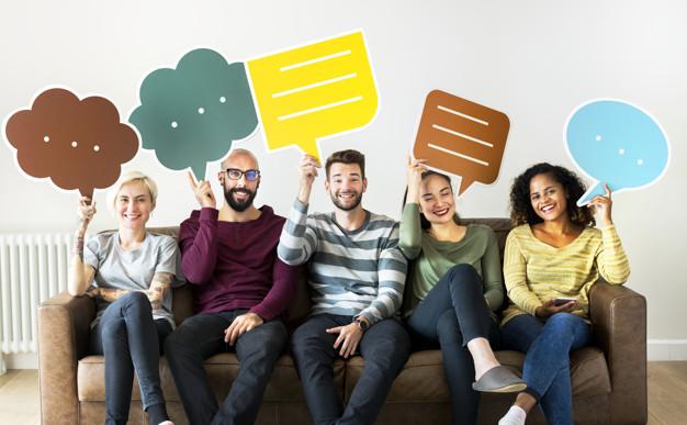 چگونه در یک مکالمه انگلیسی شرکت کنیم؟