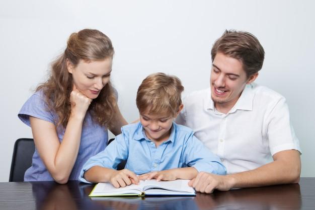 برای یادگیری زبان توسط فرزندانتان، برنامه ریزی کنید