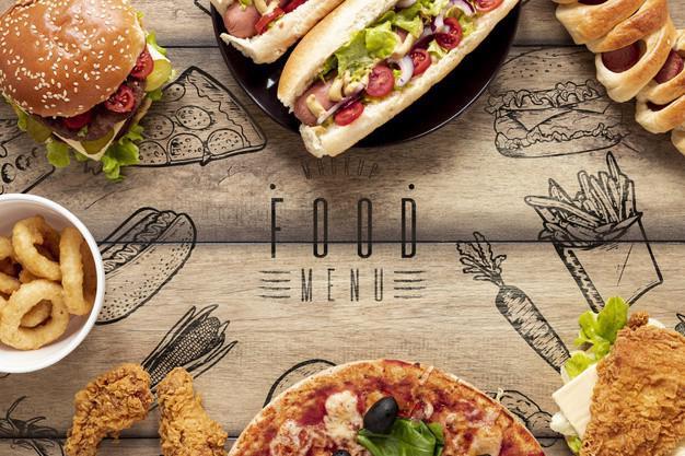 کلمه غذا در انگلیسی (food) معمولا به شکل مفرد استفاده میشود