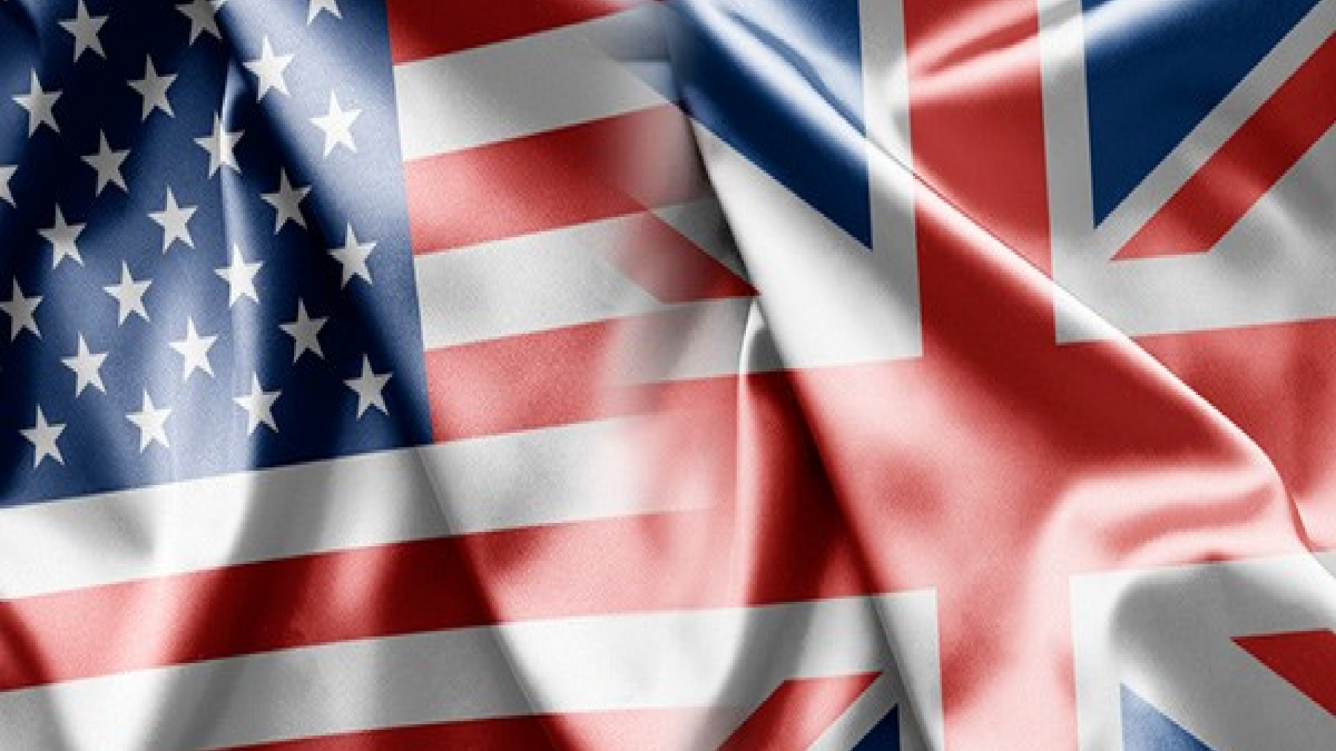 انگلیسی آمریکایی یا بریتانیایی
