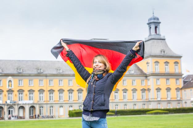 اکثر مردم اروپا به زبان آلمانی صحبت میکنند