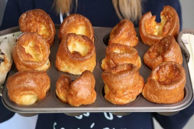 پودینگ یورکشایر، غذای مورد علاقه بریتانیاییها