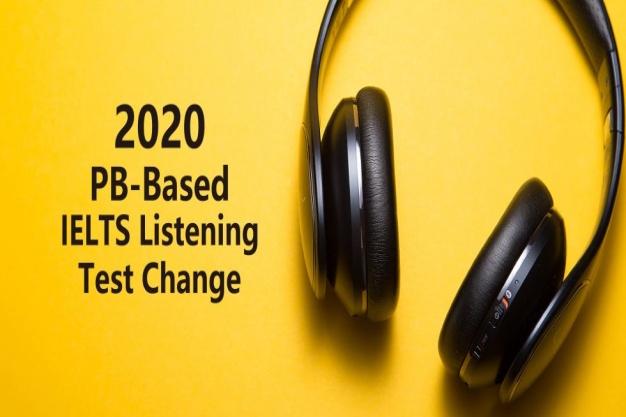 تغییرات بخش لیسنینگ آزمون آیلتس در سال 2020