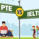 PTE یا IELTS ؟ کدام آزمون مناسب شماست؟